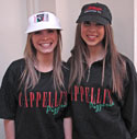 cappelli's logo tops and hats